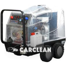 Парогенератор, комбинирующий функции парогенератора и машины для влажной мойки Astra Steamer Hybrid