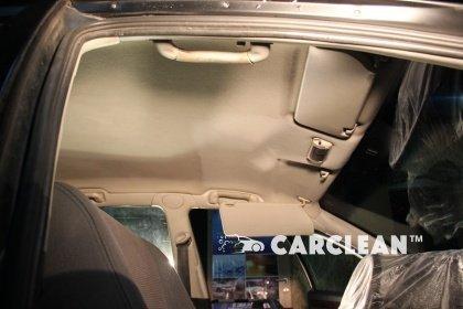 Паровая чистка и дезинфекция салона автомобиля