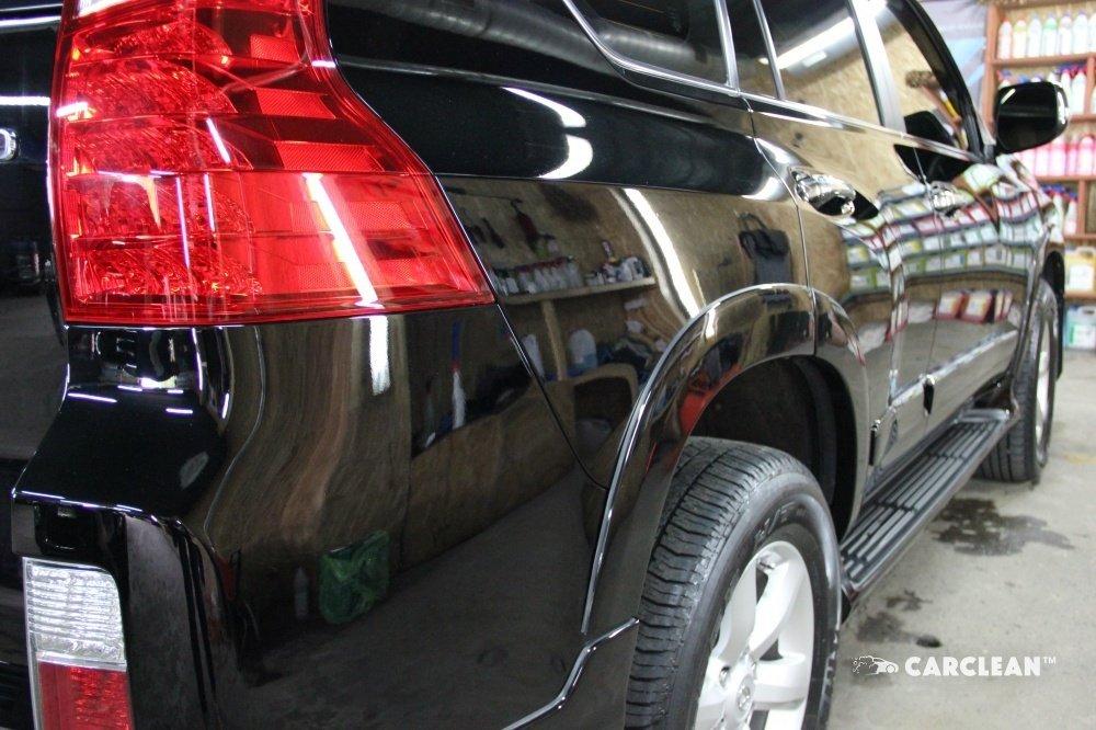 Автомобиль после полировки