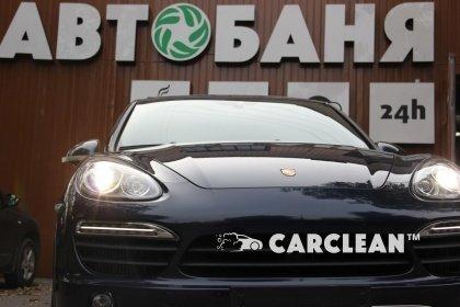 Porsche Cayenne S - HI-MOHS COAT & АВТОБАНЯ