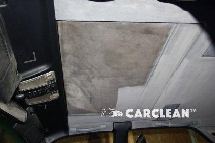 Чистка салона автомобиля после зимы от грязи и бактерий