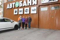 Мы прошли обучение от представителя Nanoskin Антона Банникова -