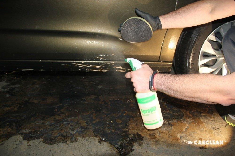 Очистка авто от дорожной розметки Луцк