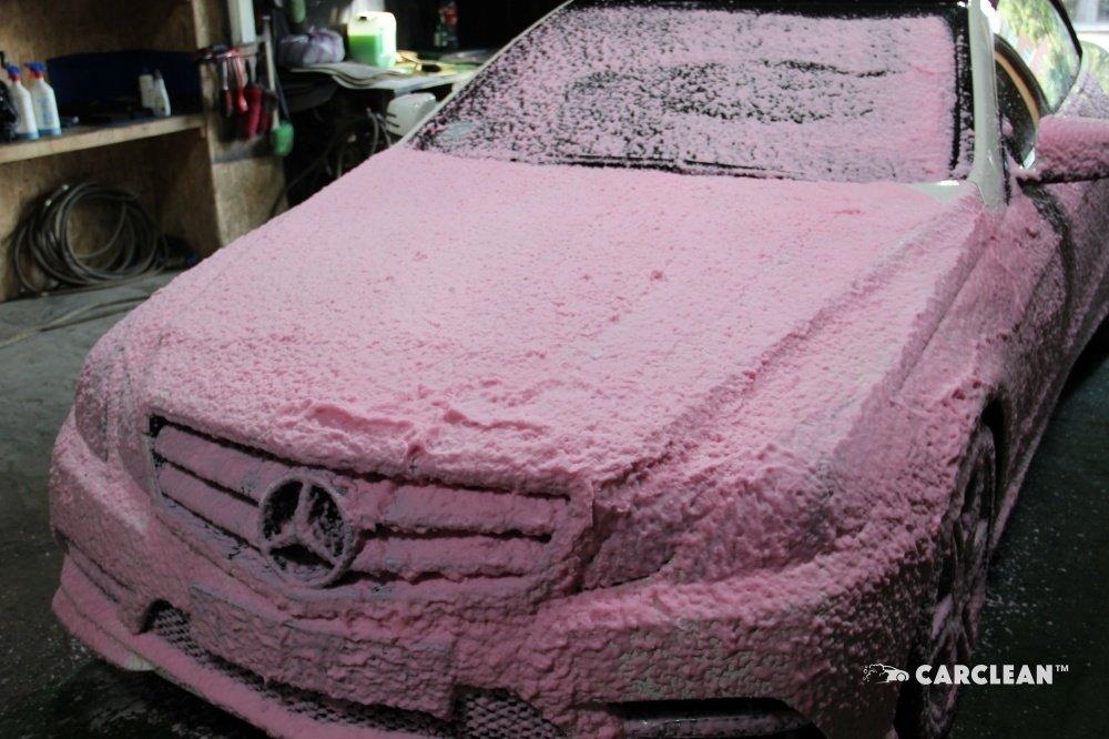 Розовая пена Луцк