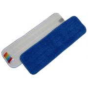 Microfiber mop blue