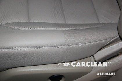 Чистка, уход и защита кожаного салона автомобиля