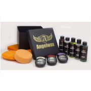 Angelwax Limited Edition Sample Presentation Box