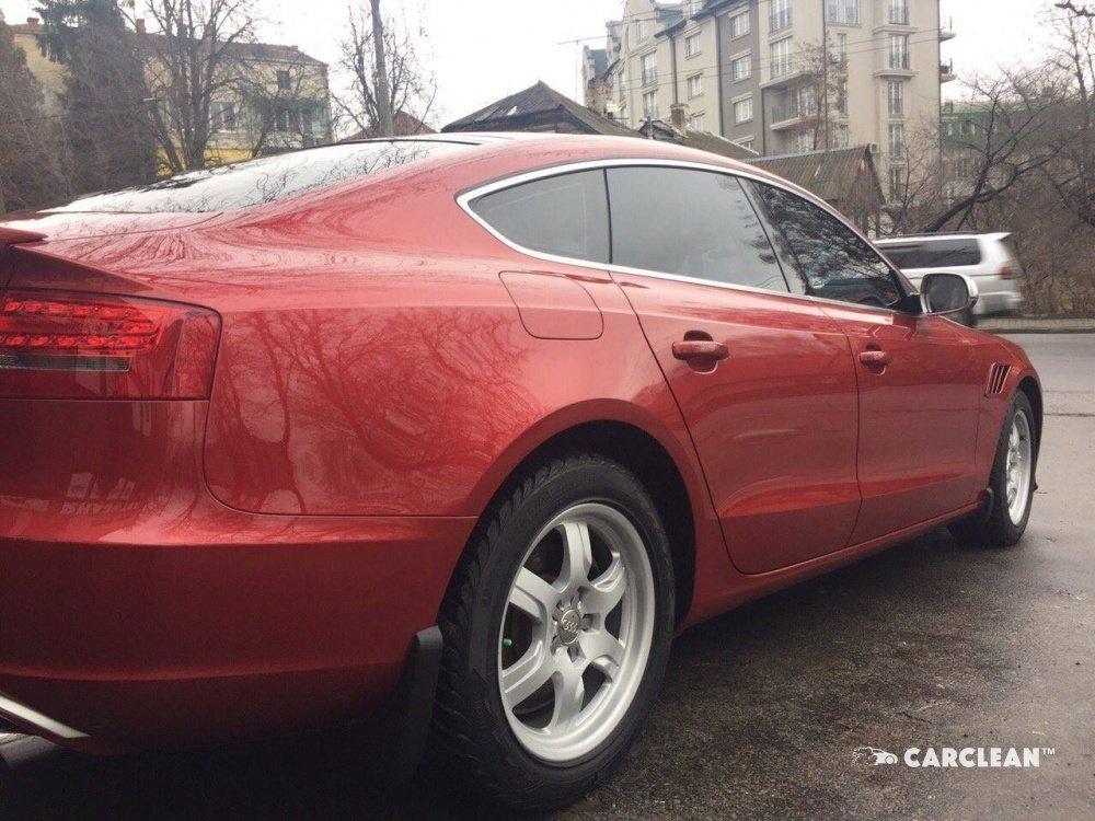 -Audi A5 & Carclean