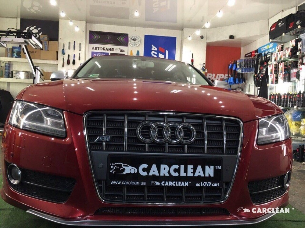 Audi A5 & Carclean