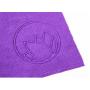 Microfiber Cloth Purple 40 × 40 cm