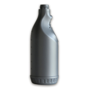 BOTTLE polyethylene 750 ml GREY