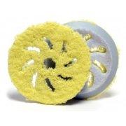 Microfiber Polishing Pad yellow 80/100 мм