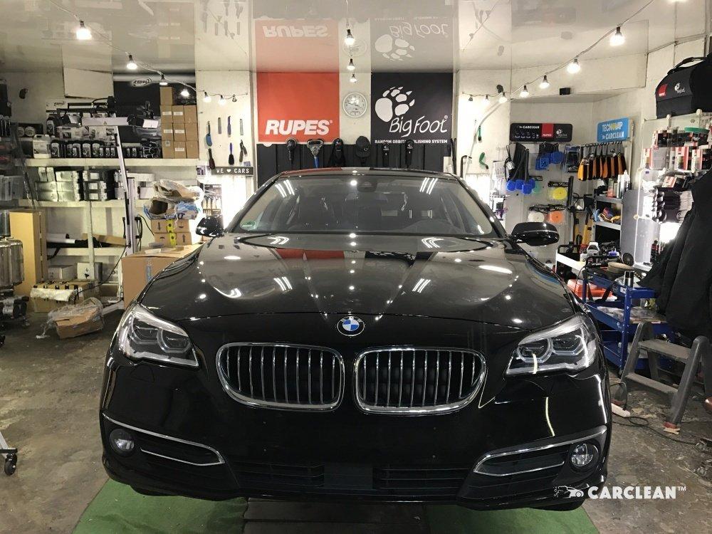 Полировка автомобиля машинкой Rupes
