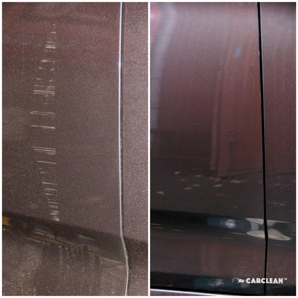 Устранение глубоких царапин на кузове автомобиля в Луцке