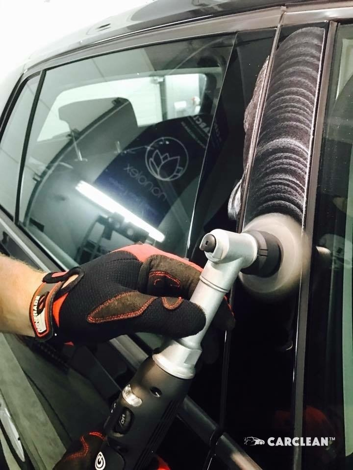 Глубокая полировка кузова автомобиля
