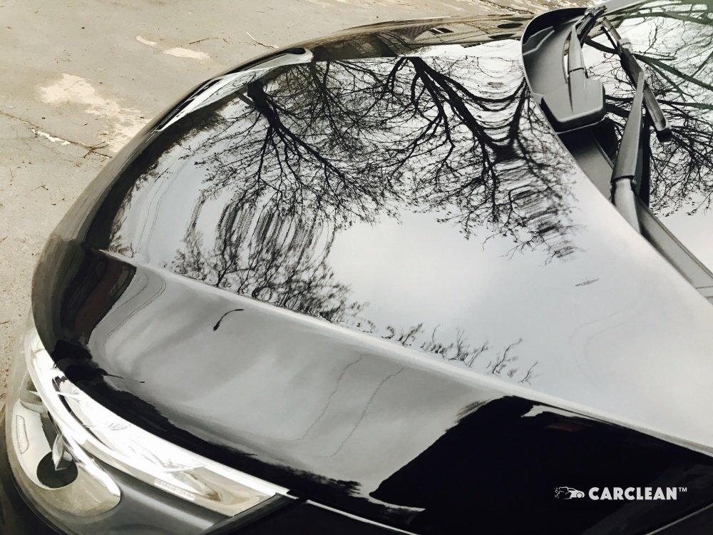 Полировка черного автомобиля Луцк - Автобаня