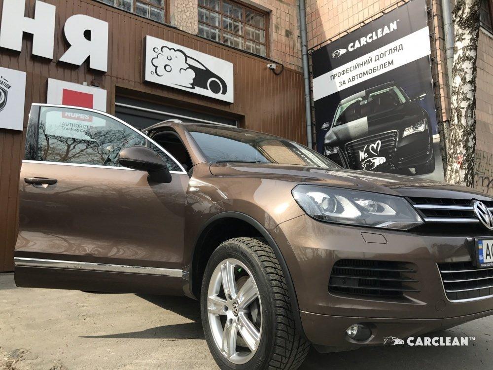 Профессиональный автодетейлинг - студия Carclean Ukraine