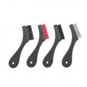Monello Quatro Pennelli Detailing Brush Set