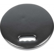 Grit Guard Seat Cushion Black For Grit Guard Buckets