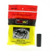 Papieren Stofzak voor Vac 'n Blo - 5 pack met adapter