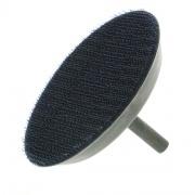 Steunplaat Velcro Pad voor boormachines - 75mm