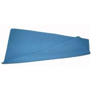 Waffled towel 55 х 27 см BLUE