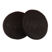 Wax Pads Foam Black Angelwax logo