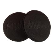 Wax Pads Foam Black Angelwax logo