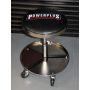 Workshop stools with wheels