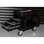 Workshop stools black